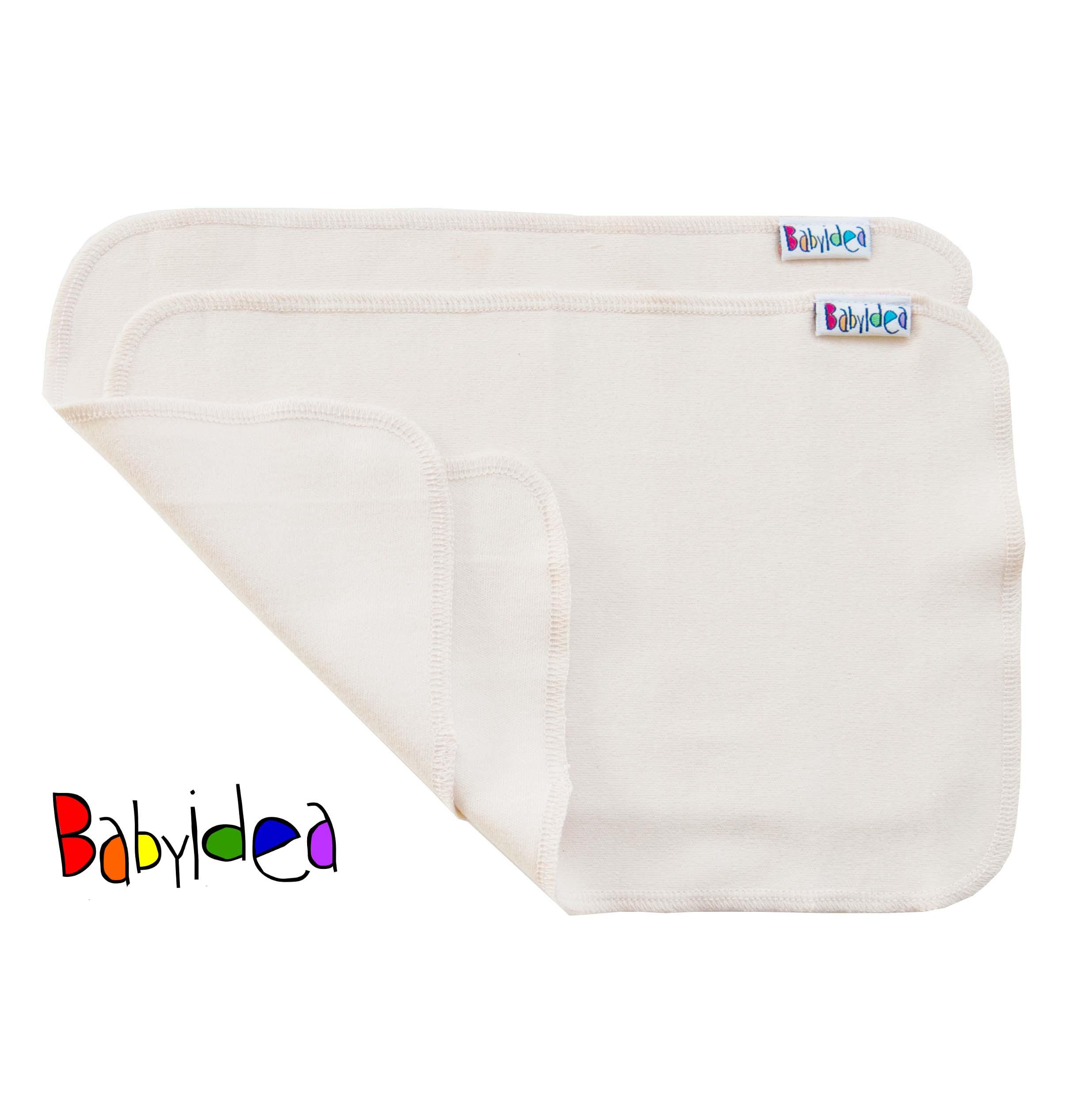 Köp Babyidea Cream Line Care Liner - Lilla Lammet dc0f88969523e