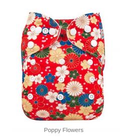 Alvababy Poppy Flowers
