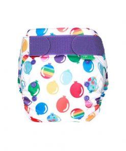 TotsBots AIO Pop tygblöja med ballonger i olika färger