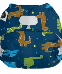 Imagine Baby Pocket diaper, tygblöja med dinosaurier