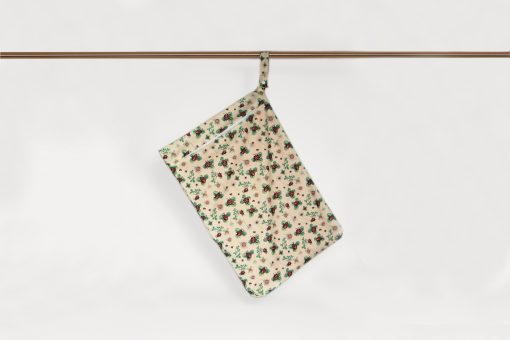Little Lamb Hanging wet bag, stor PUL-påse med nyckelpigor