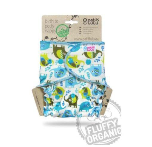 Petit Lulu nattblöja organic