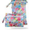 Petit Lulu Nappy bag Blooming Garden